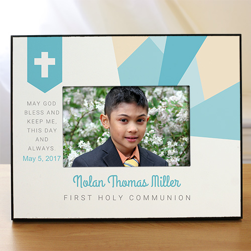 Personalized First Communion Frame  4101000