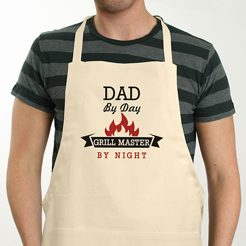 Grill Master Apron | Personalized Father's Day Gifts