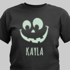 Halloween Glow In The Dark T-Shirt