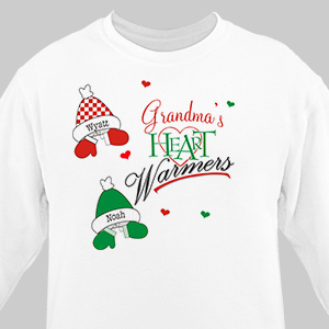 Heart Warmers Sweatshirt
