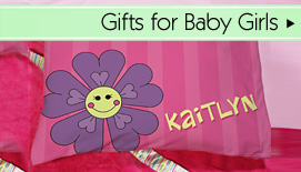 Personalized Gifts for Baby girls