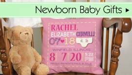 Personalized Newborn Baby Gifts