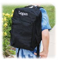 Personalized Backpacks and Sport Bags