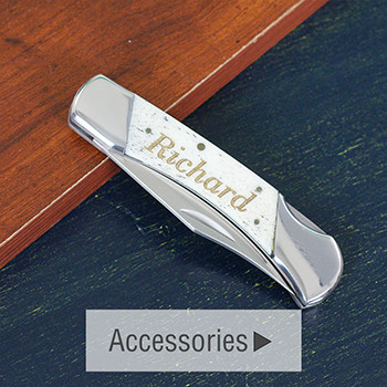 Accessory Gifts for Groomsmen