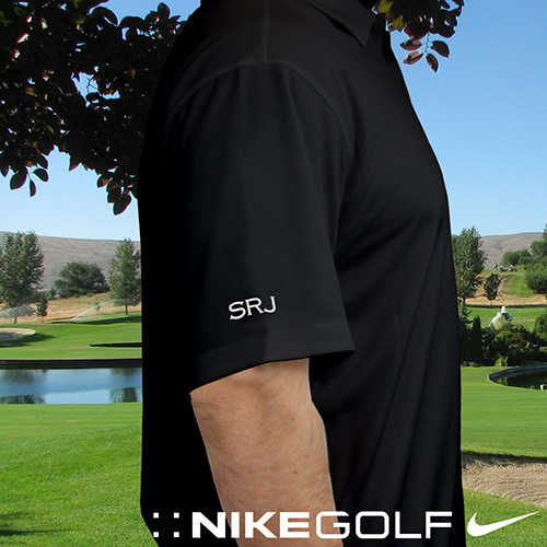 Personalized Nike Polo Golf Shirt | Personalized Gifts