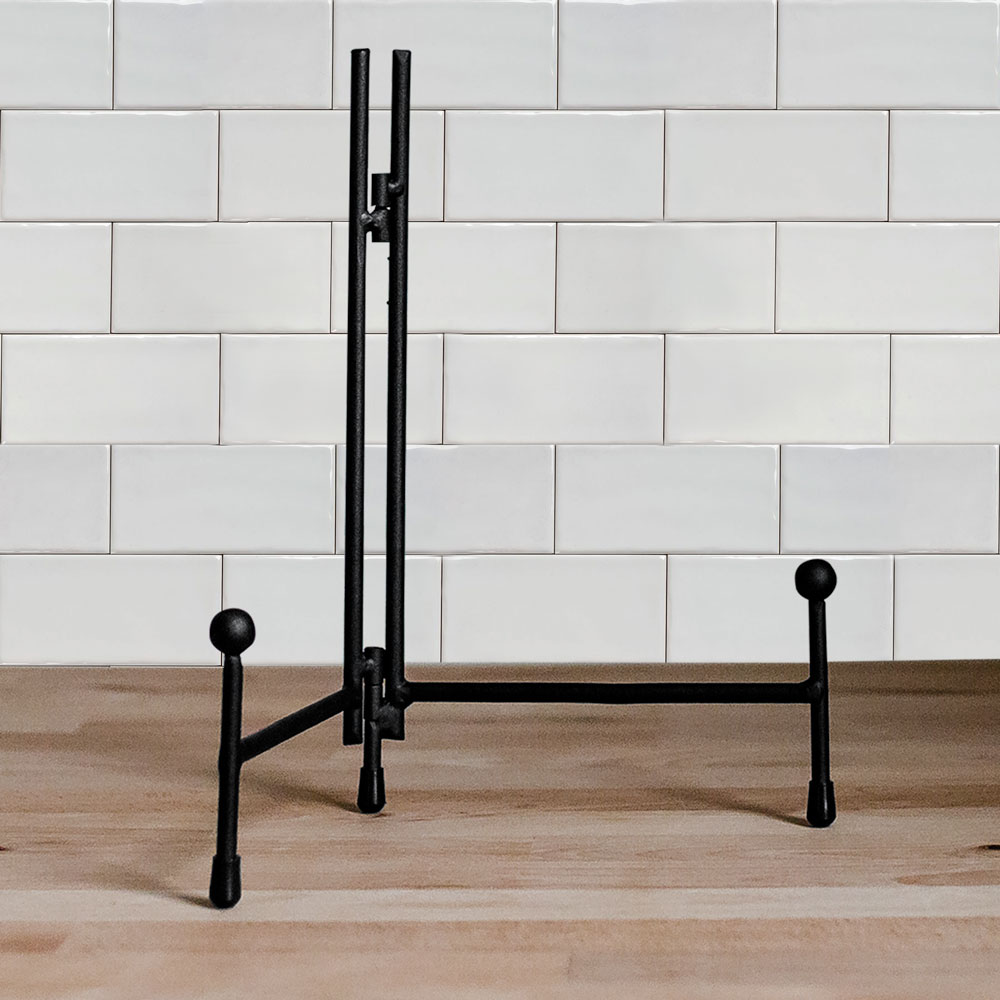 Metal Black Easel | Photo Stand