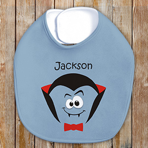 Halloween Personalized Baby Bib U781735DRAC