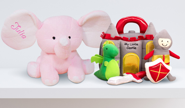 Personalized Baby Toys