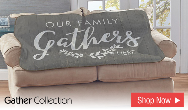 Gather | Personalized Gifts and Home Decor