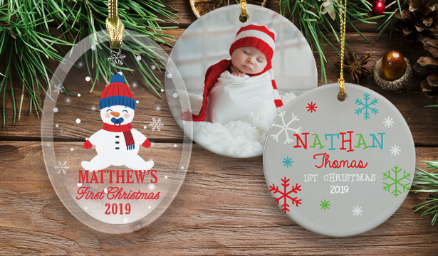 New Personalized Baby Gifts