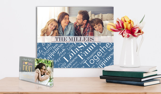 Personalized Photo Art