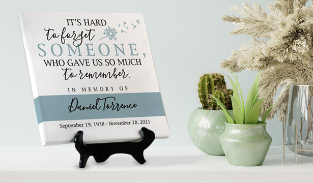 Memorial Gifts | Remembrance Gifts