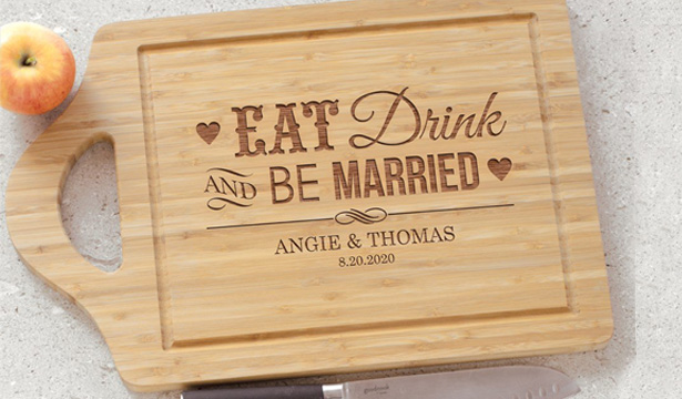 Personalized Wedding Gifts & Favors