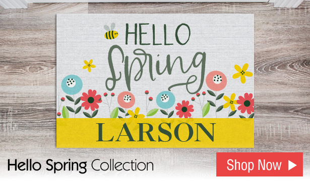 Hello Spring Gift Collection