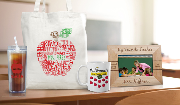 Personalized Teacher Gifts