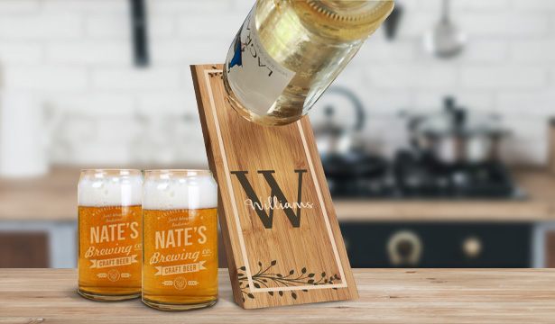 Personalized Bar Gifts