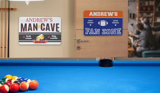 Man Cave Gifts for Dad