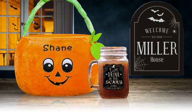 Halloween Gifts | Personalized Halloween Gifts