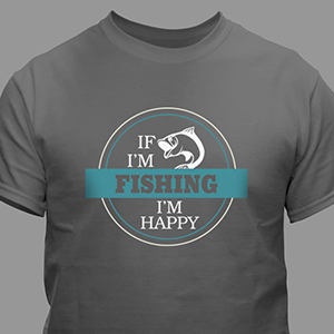 Personalized If I'm Happy T-shirt