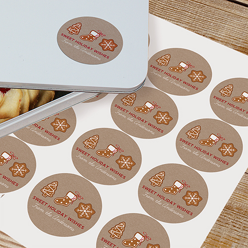 Personalized Holiday Gift Labels | Personalized Gift Labels