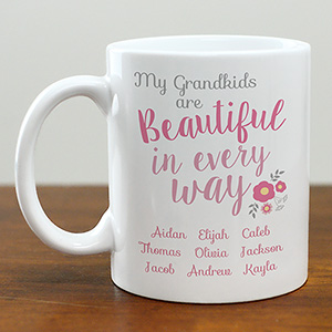 Personalized Beautiful in Every Way Mug | Personalized Mugs