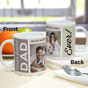 Personalized World's Greatest Ever Photo Mug for Him 2108690