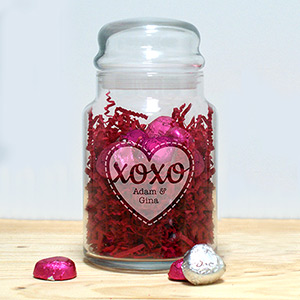 Personalized Love Treat Jar 2110454