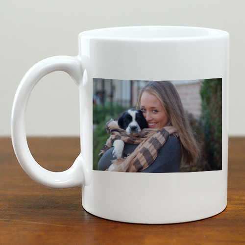 Personalized Picture Perfect Photo Mug | Picture Mugs