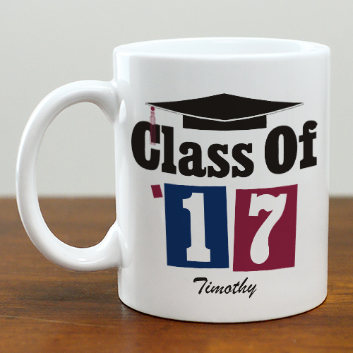 Personalized Graduation Coffee Mug | Graduation Cups Personalized