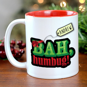 Christmas Coffee Mug | Customizable Coffee Mugs