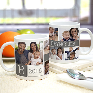 Family Photo Collage Mug 298850