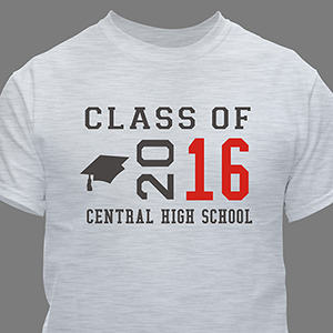 Personalized Class Of T-Shirt