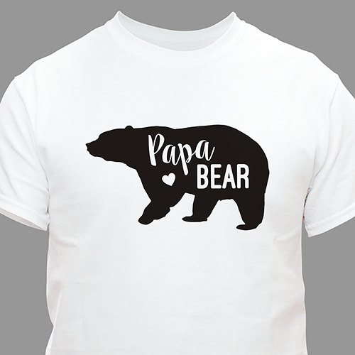 Personalized Family Bear T-Shirts | Mama Bear Shirts