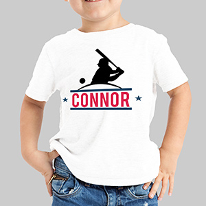 Personalized Sports Youth T-Shirt | Personalized Kids Shirt
