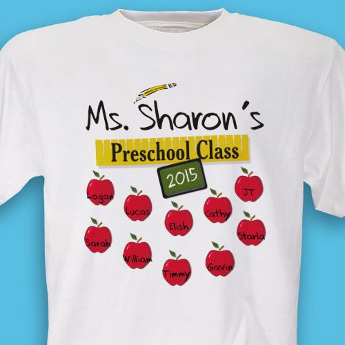 Teachers Class Teacher T-shirt