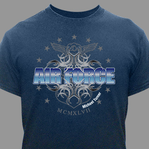 Air Force Personalized T-Shirt