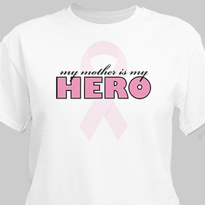 Personalized My Hero Awareness T-Shirt 35869X