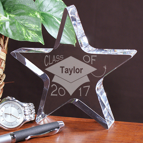 Engraved Class Of Star Keepsake 366257