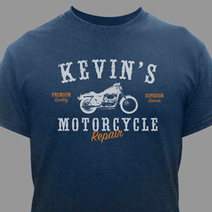 Motorcycle Repair T-Shirt | Dad Shirt