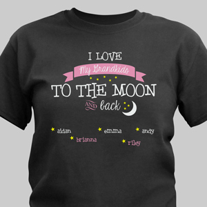 I Love My Kids T-Shirt | Mom TShirts