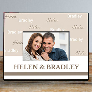 Personalized Perfect Love Couples Frame