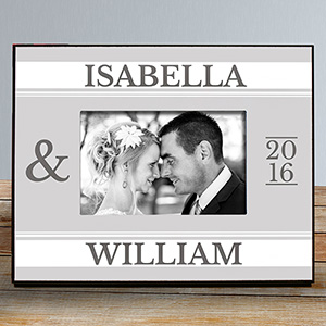Personalized You and Me Couples Frame