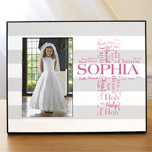 First Communion Personalized Frame 4102026