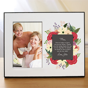 Personalized Wedding Frame 4104486