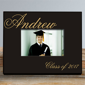 Personalized Class Of Graduation Printed Frame 442490