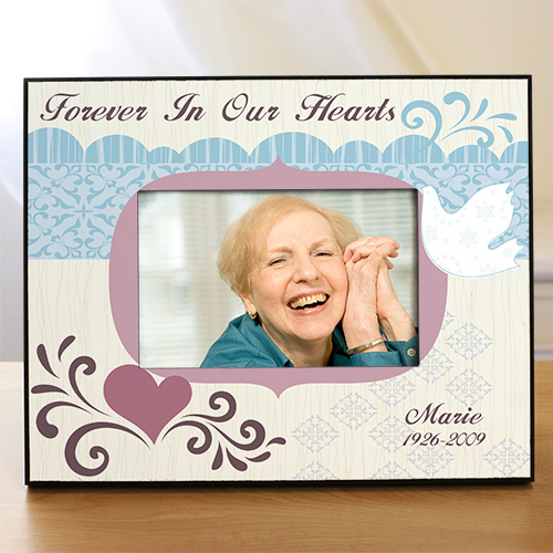 Personalized Memorial Printed Frame | Personalized Picture Frames