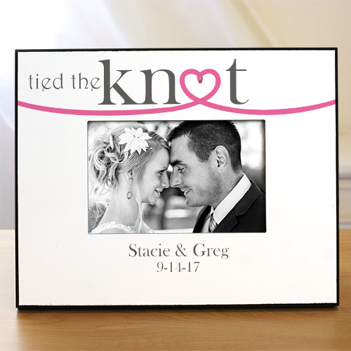Personalized Wedding Printed Picture Frame 468660