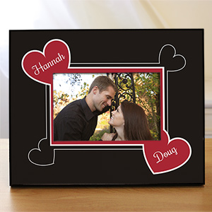 Personalized Couples Printed Picture Frame 472630