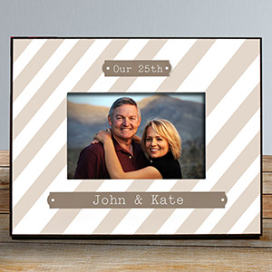 Personalized Our Love Couples Frame