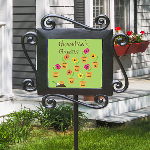 Personalized Garden Stake | Mother's Day Gifts